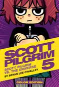 Scott Pilgrim Color Edition Graphic Novel Volume 5 (Hardcover)