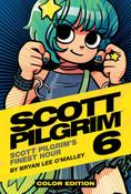 Scott Pilgrim Color Edition Graphic Novel Volume 6 (Hardcover)