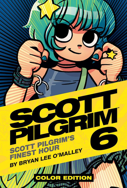 Scott Pilgrim Color Edition Graphic Novel Volume 6 (Hardcover)