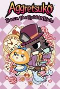 Aggretsuko Down the Rabbit Hole Graphic Novel (Hardcover)
