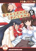 Sexless Friend Manga Volume 2 Adult