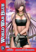 World War Blue Manga Volume 4