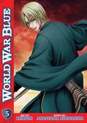 World War Blue Manga Volume 5