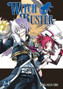 Witch Buster Manga Omnibus 2 (Vols 3-4)