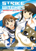 Strike Witches Maidens in the Sky Manga Volume 1