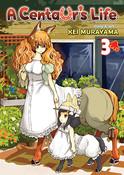 A Centaur's Life Manga Volume 3