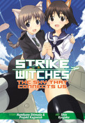 Strike Witches The Sky That Connects Us Manga