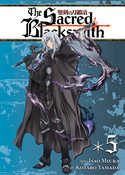 The Sacred Blacksmith Manga Volume 5