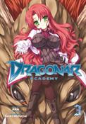 Dragonar Academy Manga Volume 3