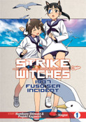 Strike Witches 1937 Fuso Sea Incident Manga Volume 1