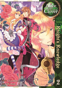 Alice in the Country of Clover Knight's Knowledge Manga 2
