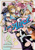 I Am Alice Body Swap in Wonderland Manga Volume 1