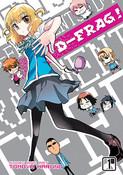 D-Frag! Manga Volume 1
