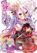 No Game No Life Manga Volume 1