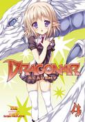Dragonar Academy Manga Volume 4