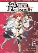 The Sacred Blacksmith Manga Volume 6