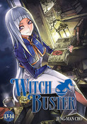 Witch Buster Manga Omnibus 7 (Vols 13-14)