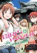 Girls und Panzer Little Army Manga Volume 1