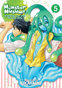 Monster Musume Manga Volume 5