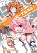 D-Frag Manga Volume 4