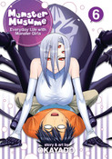 Monster Musume Manga Volume 6