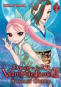 Dance in the Vampire Bund II Scarlet Order Manga Volume 2