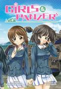 Girls und Panzer Manga Volume 4