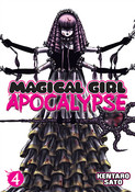Magical Girl Apocalypse Manga Volume 4