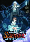 A Certain Scientific Accelerator Manga Volume 1