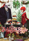 The Ancient Magus' Bride Manga Volume 1