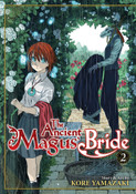 The Ancient Magus' Bride Manga Volume 2