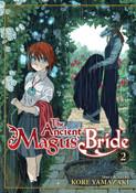 The Ancient Magus' Bride Manga Volume 2