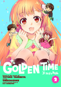 Golden Time Manga Volume 2