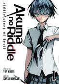 Akuma no Riddle Riddle Story of Devil Manga Volume 1