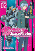 Bodacious Space Pirates Abyss of Hyperspace Manga Volume 2