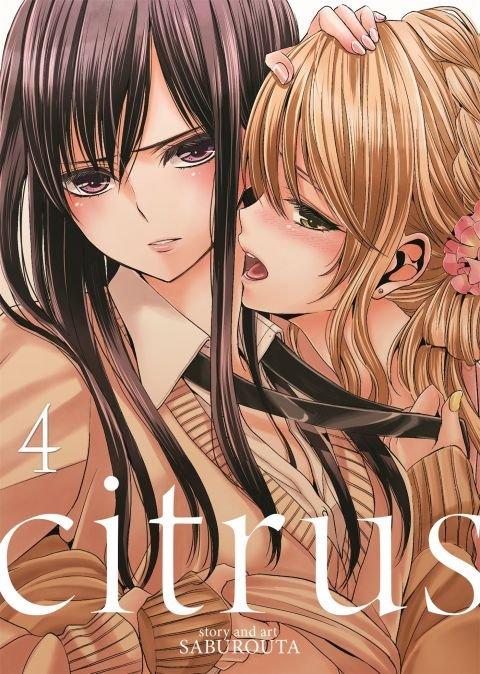 Citrus Manga Volume 4