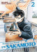 Haven't You Heard I'm Sakamoto Manga Volume 2