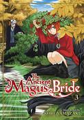 Ancient Magus' Bride Volume 3