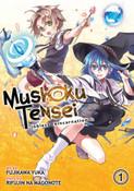 Mushoku Tensei Jobless Reincarnation Manga Volume 1