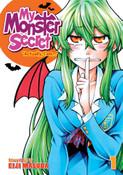 My Monster Secret Manga Volume 1