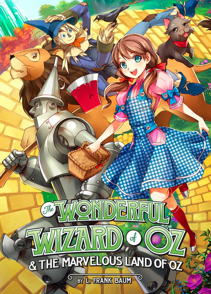 The Wonderful Wizard of Oz & The Marvelous Land of Oz Novel