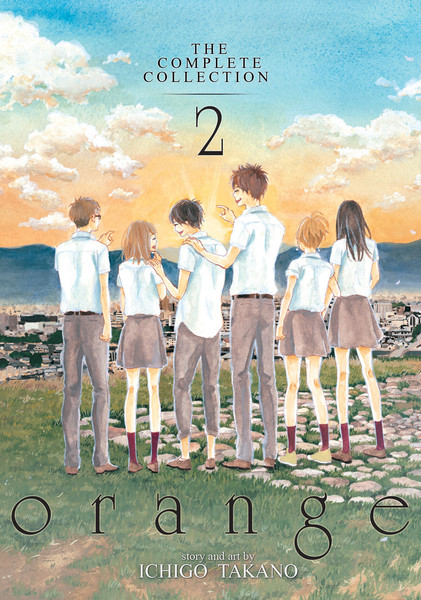 Orange The Complete Collection Manga 2