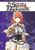 The Sacred Blacksmith Manga Volume 10