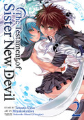 The Testament of Sister New Devil Manga Volume 2