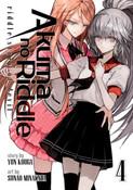 Akuma no Riddle Riddle Story of Devil Manga Volume 4