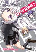 D-Frag Manga Volume 9
