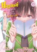 Haganai I Don't Have Many Friends Manga Volume 15