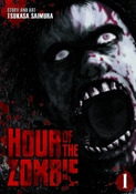 Hour of the Zombie Manga Volume 1
