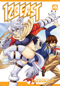 12 Beast Manga Volume 4