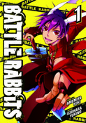 Battle Rabbits Manga Volume 1